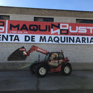 Manitou MLT 730-120 LSUT PS
